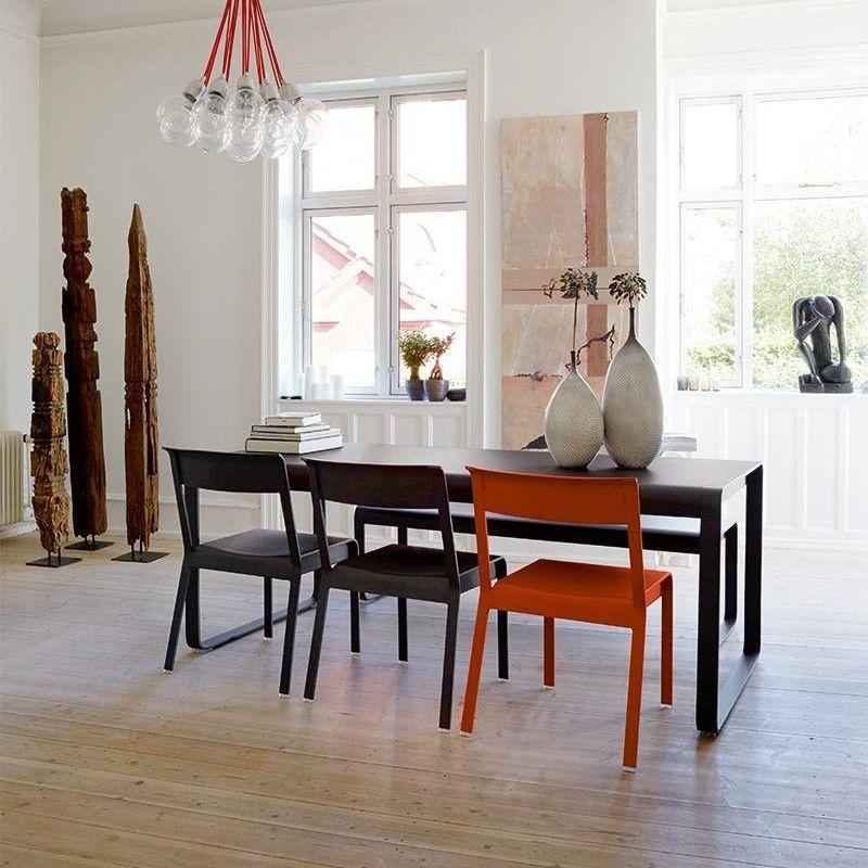 Bellevie table de jardin fermob for Table exterieur fermob