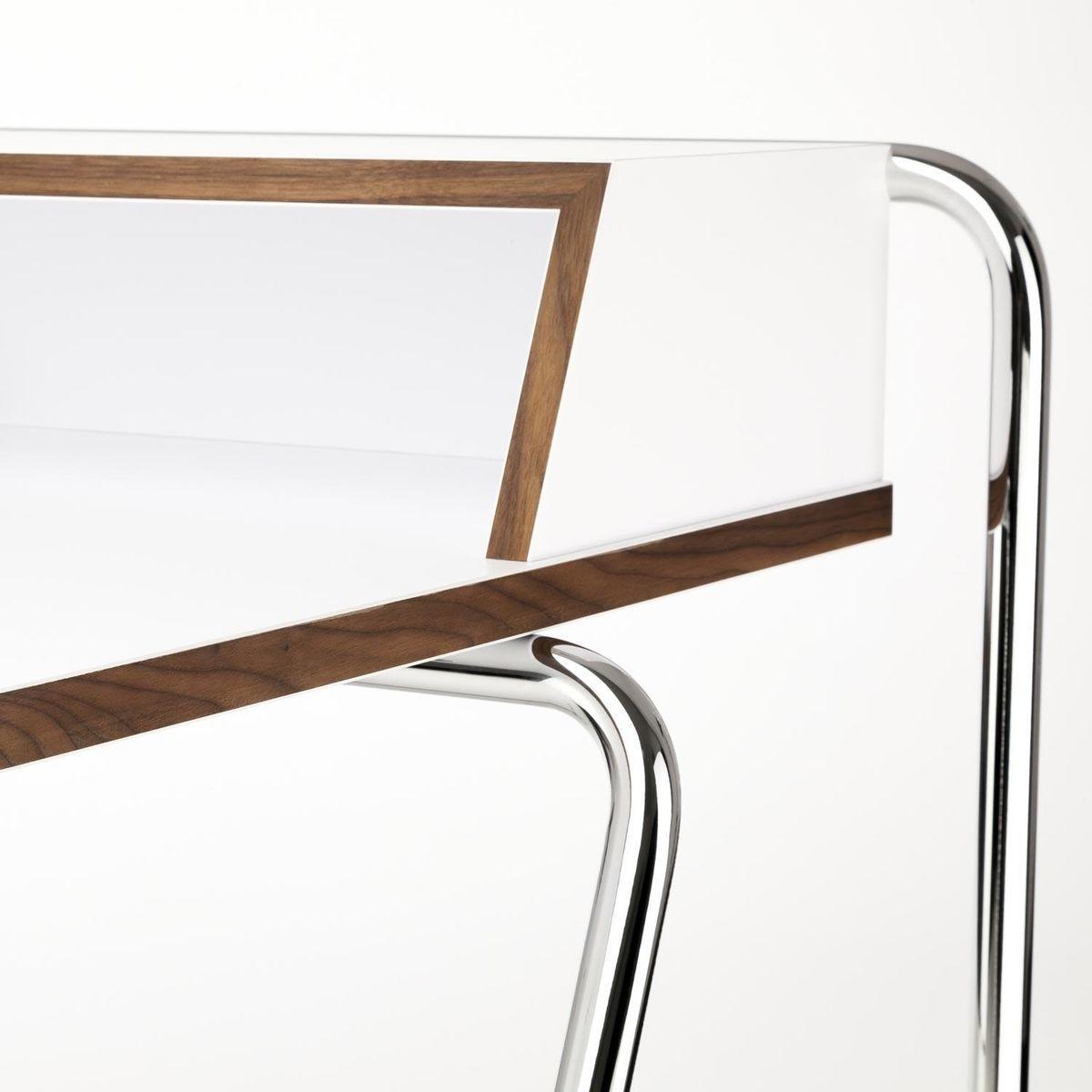 thonet s 1200 desk home desk thonet. Black Bedroom Furniture Sets. Home Design Ideas