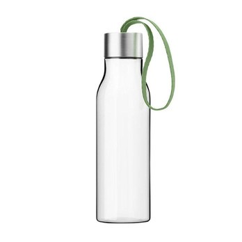 Eva Solo - Eva Solo Trinkflasche 0.5L - botanisch grün/H 23cm/Ø 6.5cm