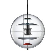 VerPan - VP Globe Colored Glass Pendelleuchte