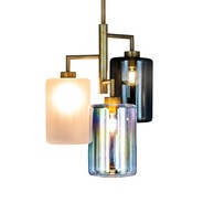 Brand van Egmond - Louise Suspension Lamp three lanterns