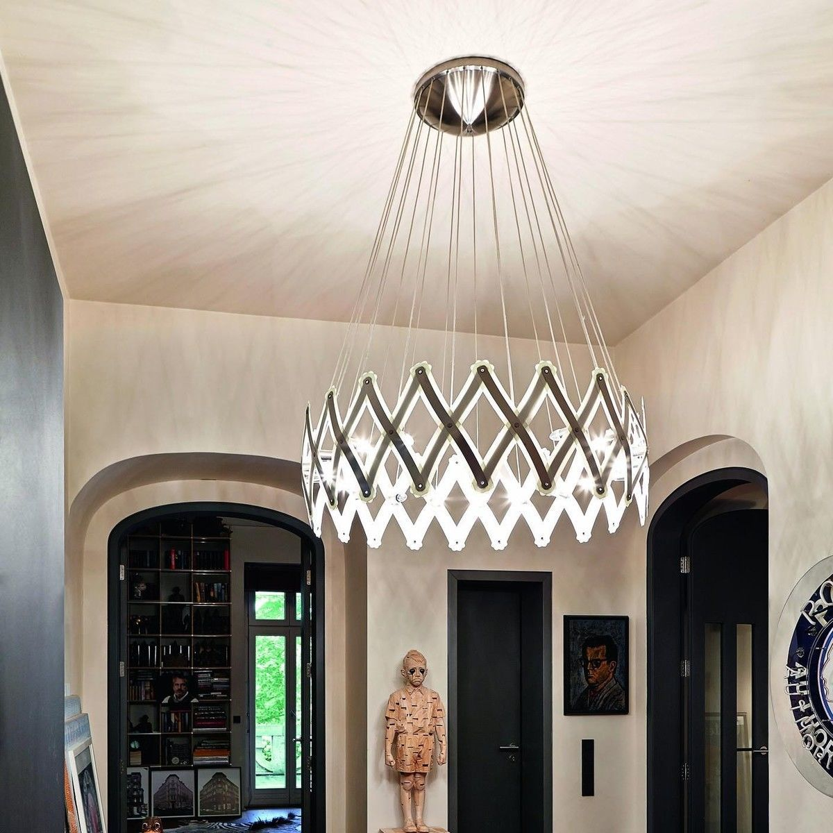 zoom xl suspension lamp serien. Black Bedroom Furniture Sets. Home Design Ideas