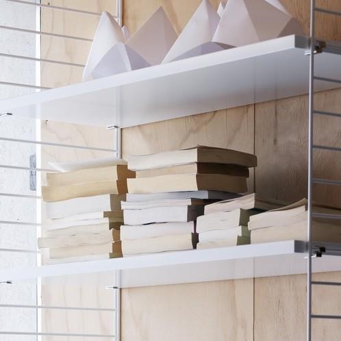 String - String System Regalböden 3er Set 58x30cm