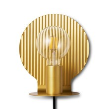 Normann Copenhagen - Tivoli Plate Wall Lamp