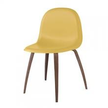 Gubi - Gubi 3D Dining Chair Stuhl mit Walnussgestell