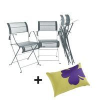 Fermob - Dune Folding Chair Garden Set