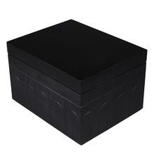 Zanat - Branco - Boîte de rangement M H 23,5 cm