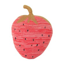 ferm LIVING - Fruiticana Strawberry Game Pillow