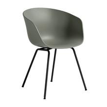HAY - About a Chair 26 Gestell Stahl schwarz
