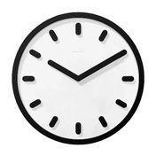 Magis - Tempo Wanduhr - weiß/schwarz