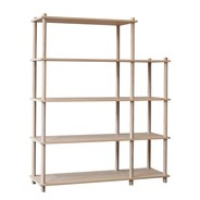 Woud - Elevate Shelving System 4