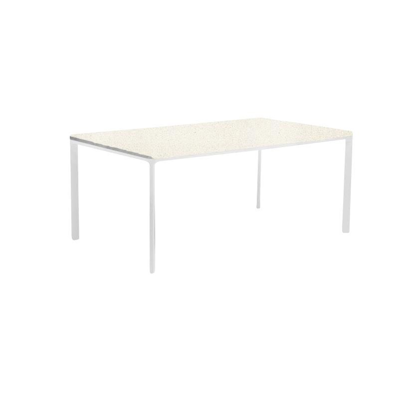 park life dining table aluminium 160x94cm | kettal, Möbel