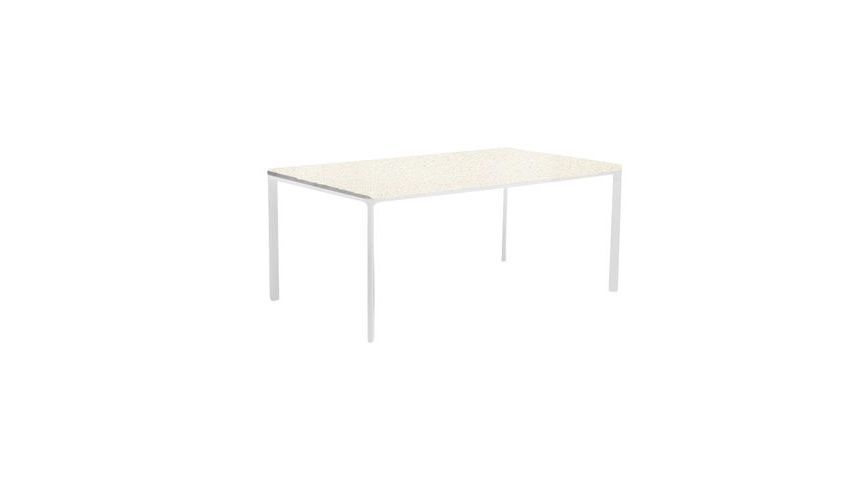 More Info. Kettal   Park Life Dining Table Aluminium 160x94cm