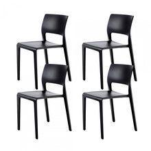 Arper - Juno 3600 Set Of 4 Chairs