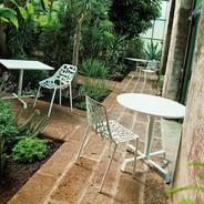 Fast - Tonik/Elica Garden Table Round