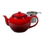 Le Creuset - Klassische Teekanne mit Siebeinsatz 1.3l