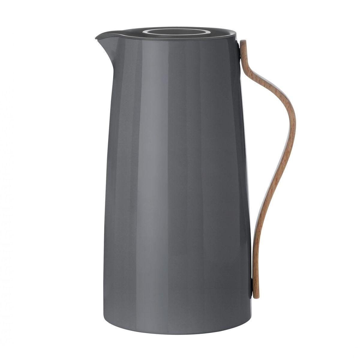 emma coffee vacuum jug 1 2l stelton. Black Bedroom Furniture Sets. Home Design Ideas