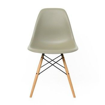 Vitra: Brands - Vitra - Eames Plastic Side Chair DSW