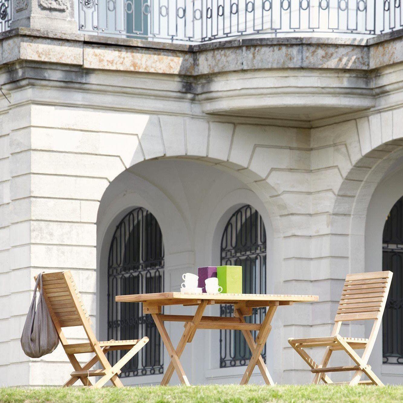 jan kurtz sumatra gartenstuhl klappstuhl ambientedirect. Black Bedroom Furniture Sets. Home Design Ideas