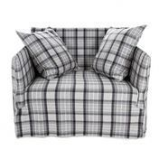 Gervasoni: Brands - Gervasoni - Ghost 09 Lounge Armchair