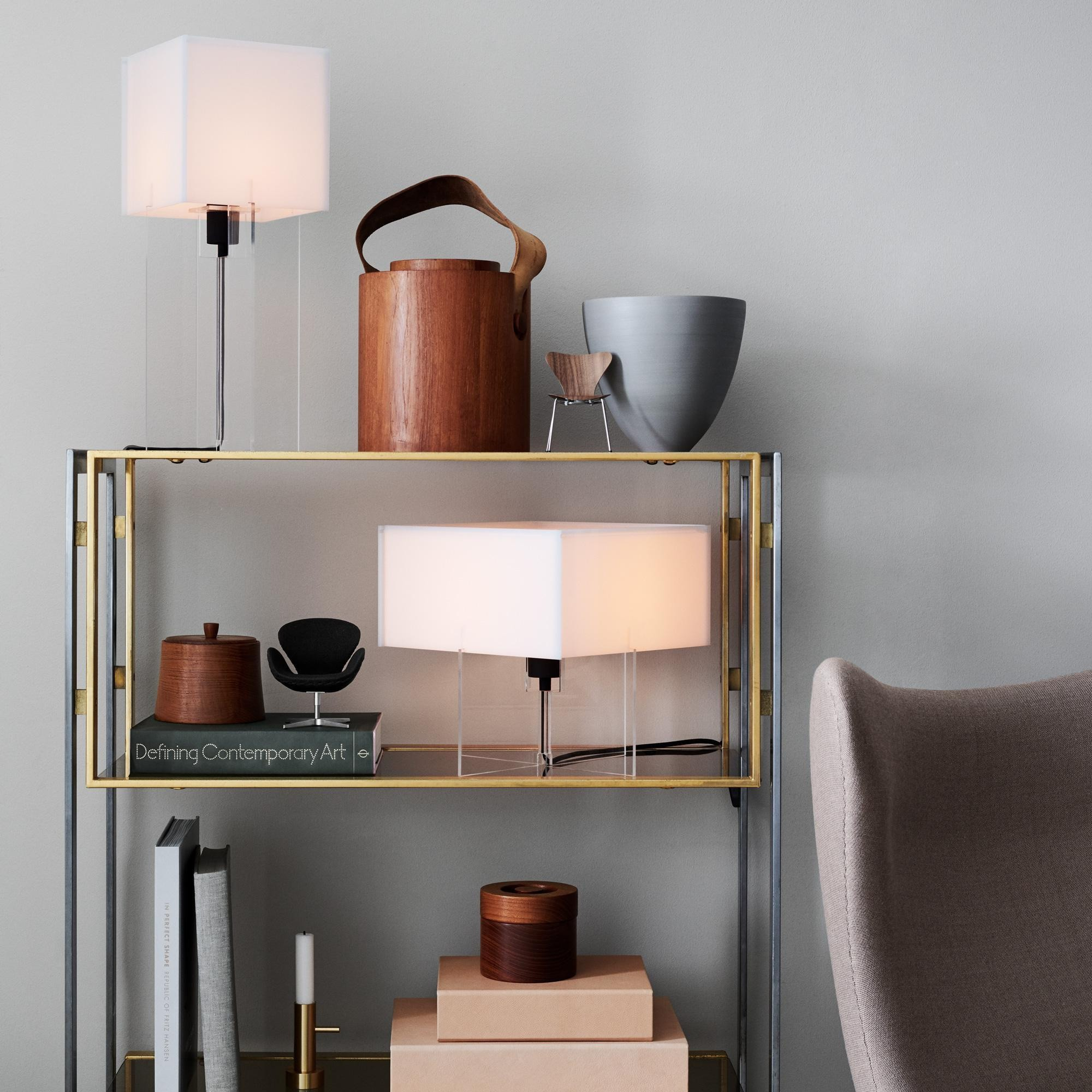 Plex H Cross Lampe 30cm Table De TK1FJcl3