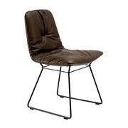 Freifrau - Chaise Leya structure en fil