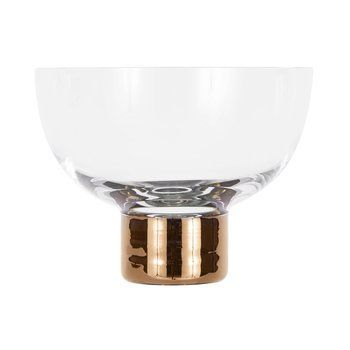 Tom Dixon - Tank Ice Cream Bowl Schale - kupfer/H 9cm, Ø 12cm