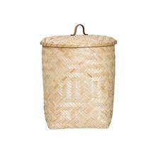Bloomingville - Bamboo Storage Basket