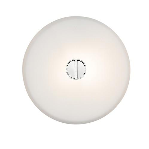 Flos - Mini Button Wand-/Deckenleuchte