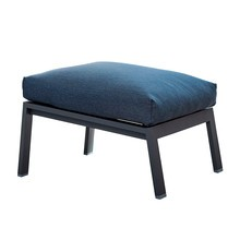 Gandia Blasco - Timeless Relax Outdoor Pouf/Hocker 31cm