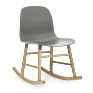 Normann Copenhagen - Form Rocking Chair Oak - Schommelstoel