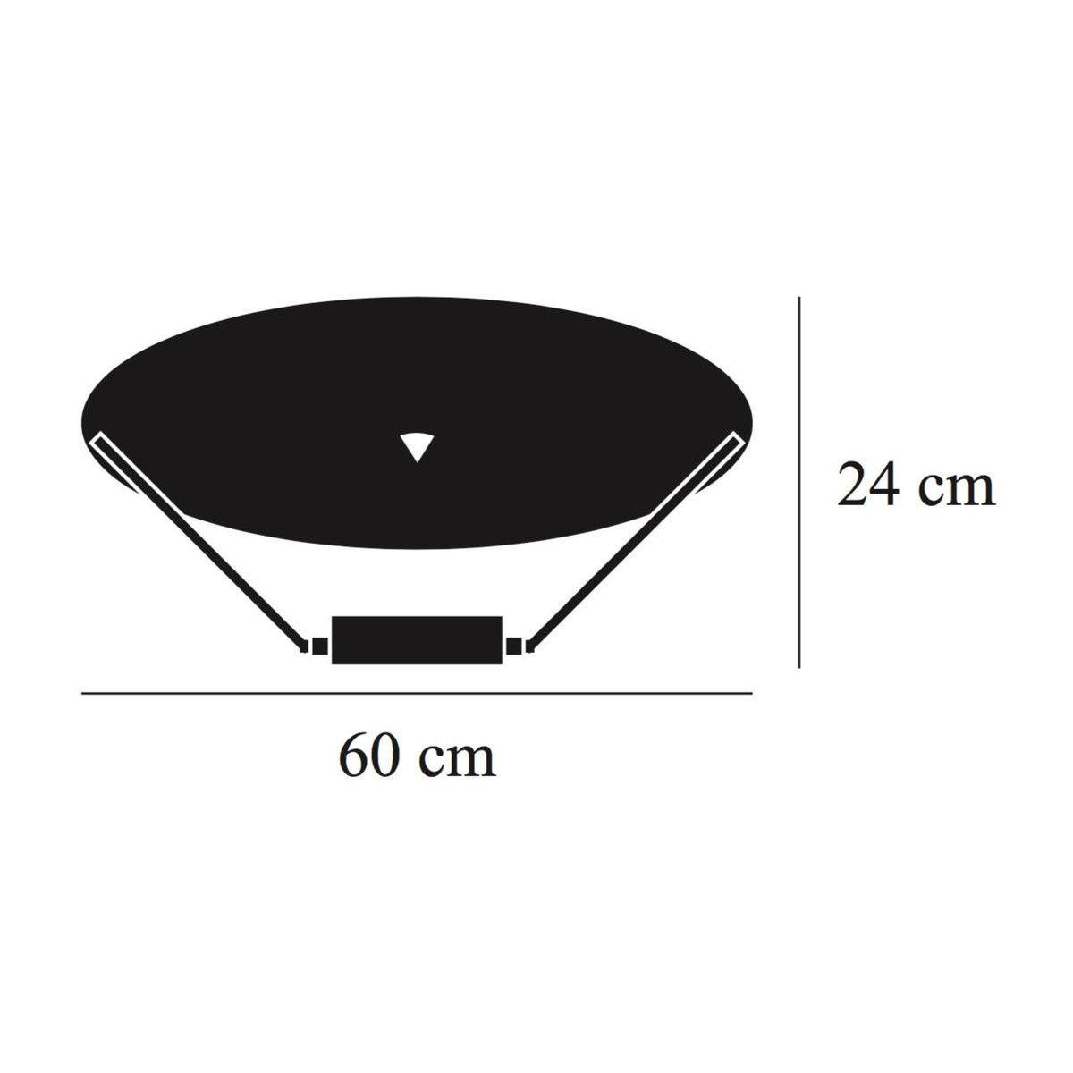 disco deckenleuchte catellani smith. Black Bedroom Furniture Sets. Home Design Ideas
