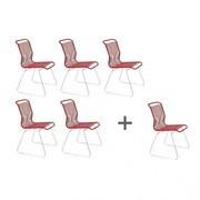Montana - Aktionsset '5+1' Panton One Stuhl