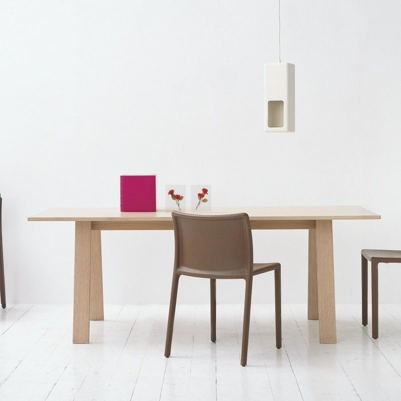 Bac table rectangular cappellini for Nec table 373 6