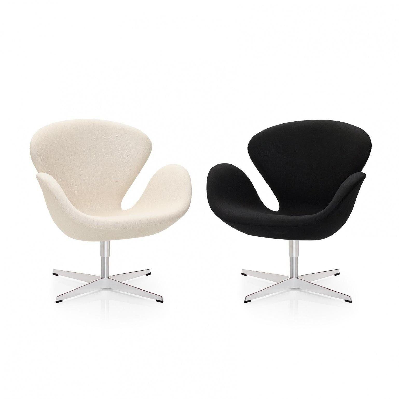 ... Fritz Hansen   Swan Chair Sessel Stoff ...