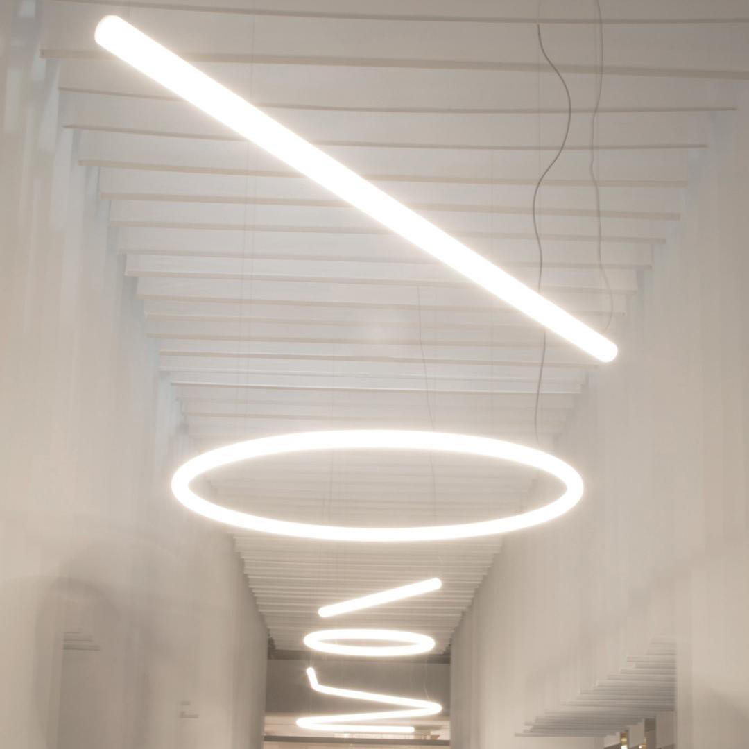 Artemide Alphabet Of Light Circular Led