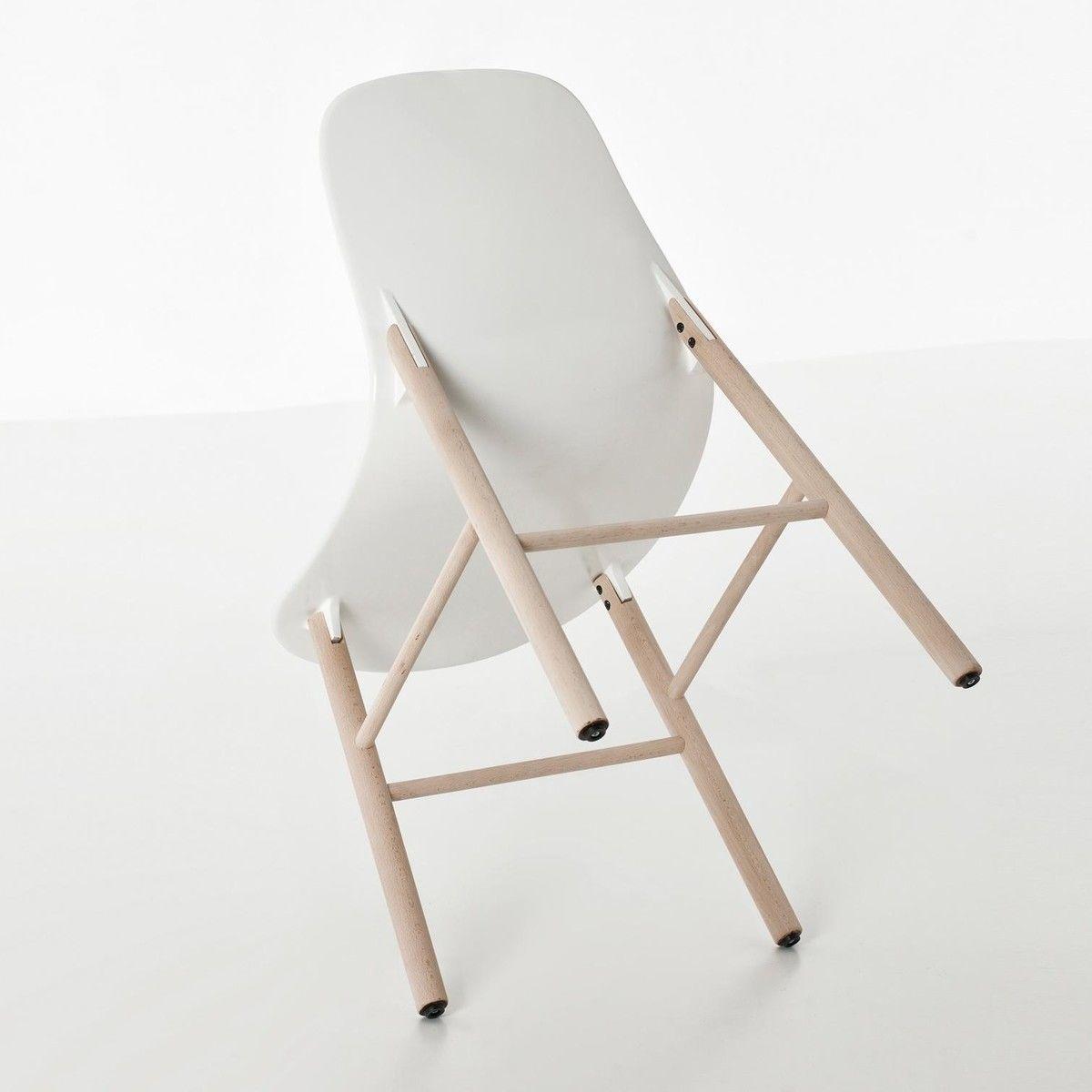 sharky stuhl kristalia. Black Bedroom Furniture Sets. Home Design Ideas