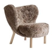 &tradition - Fauteuil Little Petra VB1 structure chêne