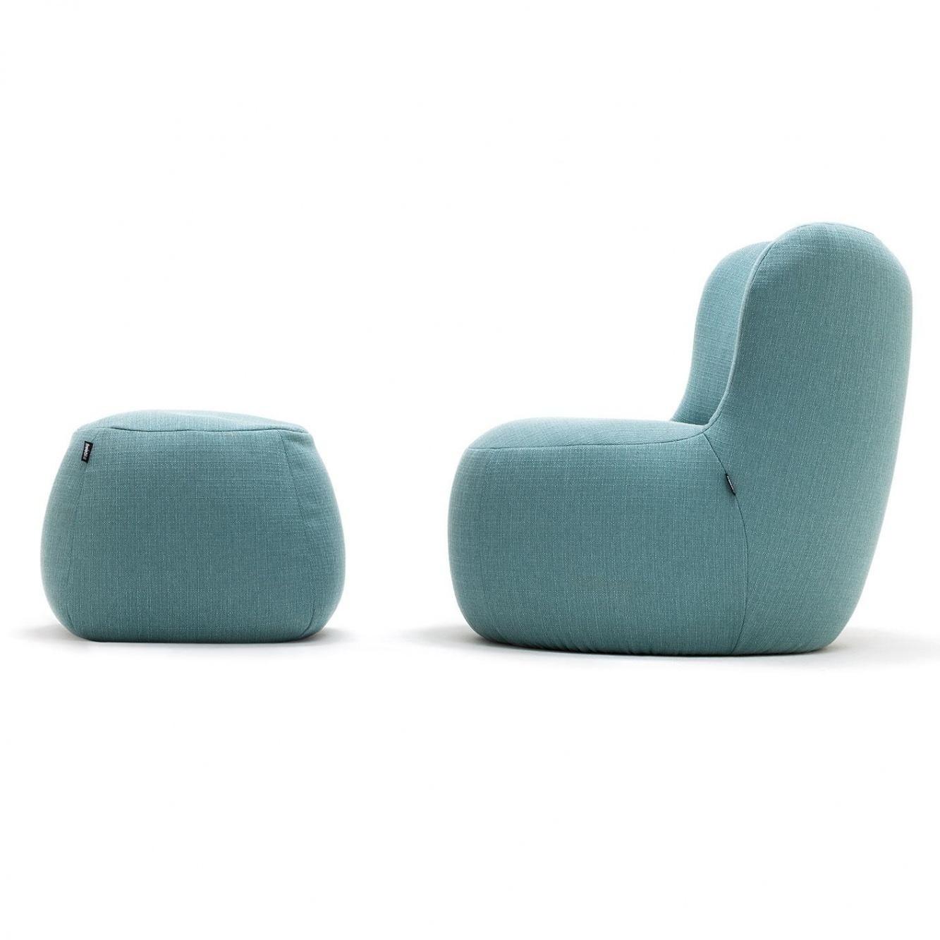 freistil rolf benz freistil 173 pouf ambientedirect. Black Bedroom Furniture Sets. Home Design Ideas
