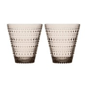 iittala - Kastehelmi Glass Set of 2 0.3L