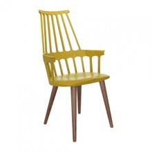 Kartell - Comback Chair Frame Ash