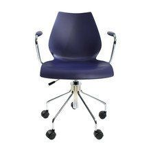 Kartell - Maui Office Chair With Armrests