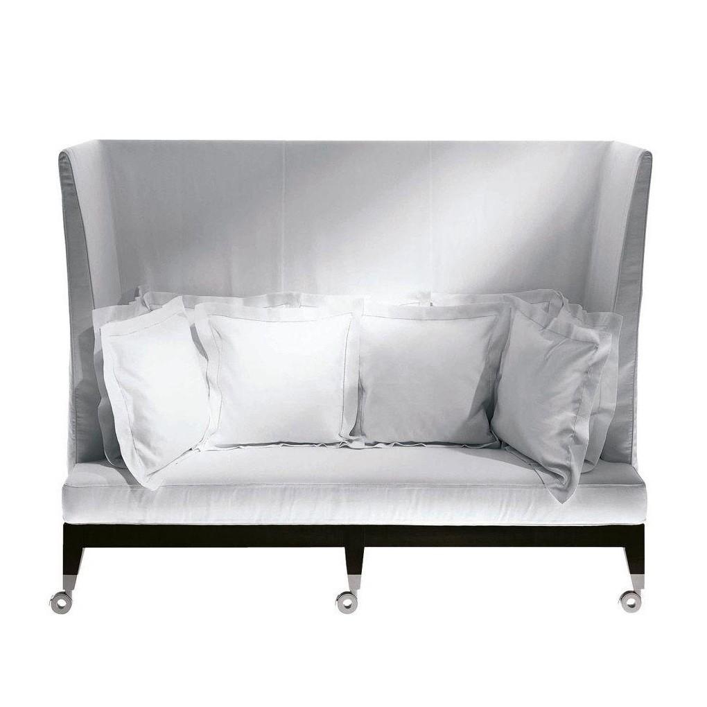 schlafsofa mit hoher lehne wohn design. Black Bedroom Furniture Sets. Home Design Ideas