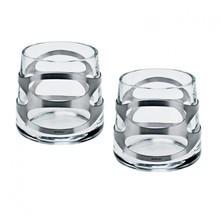 Stelton - Embrace Set Of 2 Tea Light Holders