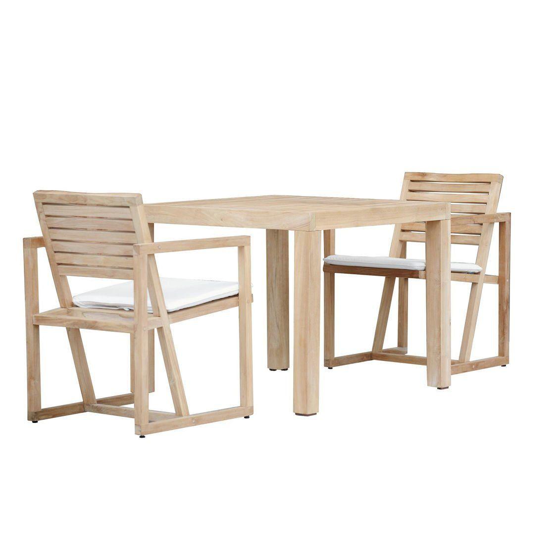 Timber teakholz gartenm bel set jan kurtz - Teakholz gartenmobel ...