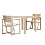 Jan Kurtz - Timber Teakholz Gartenmöbel-Set