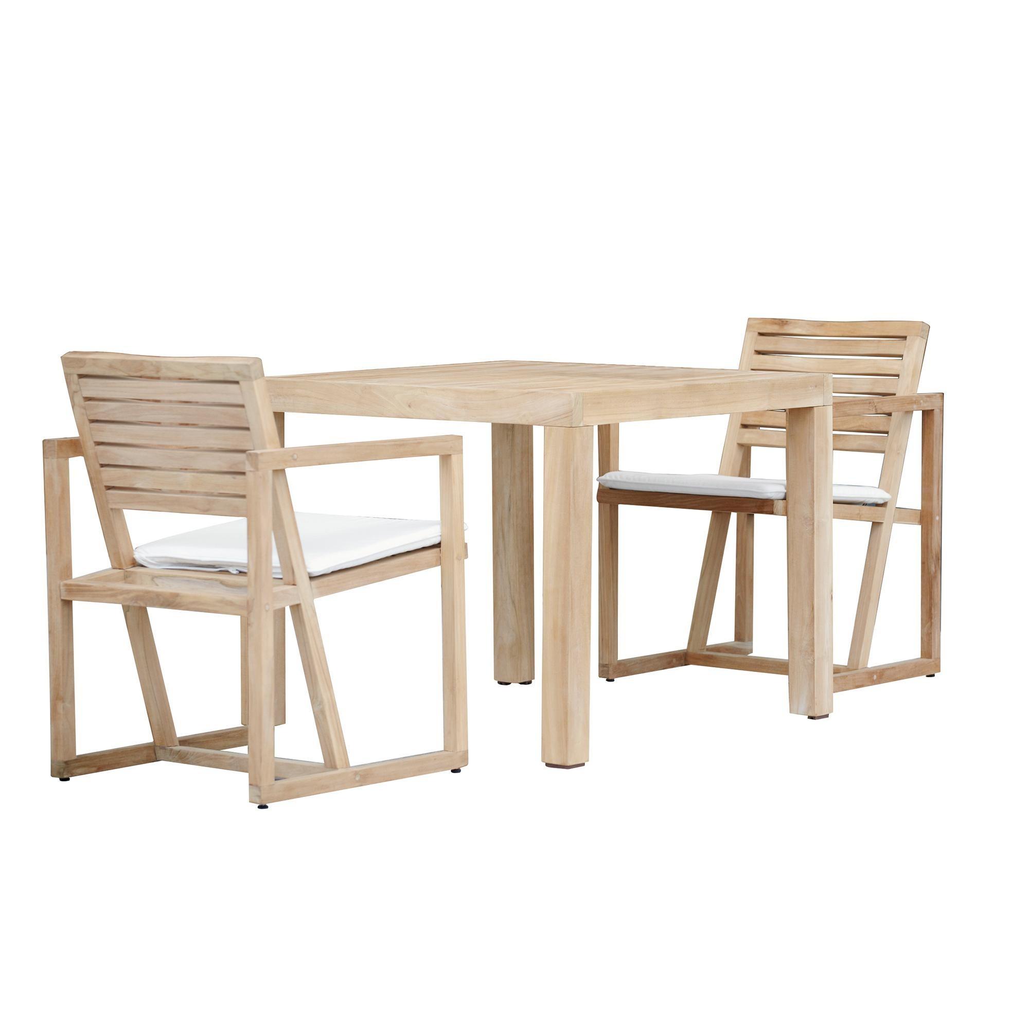 Jan Kurtz Timber Teakholz Gartenmöbel Set Ambientedirect
