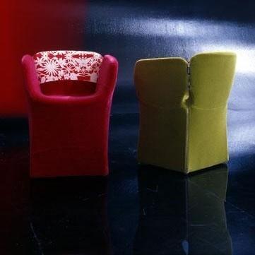 Moroso - Bloomy kleiner Sessel