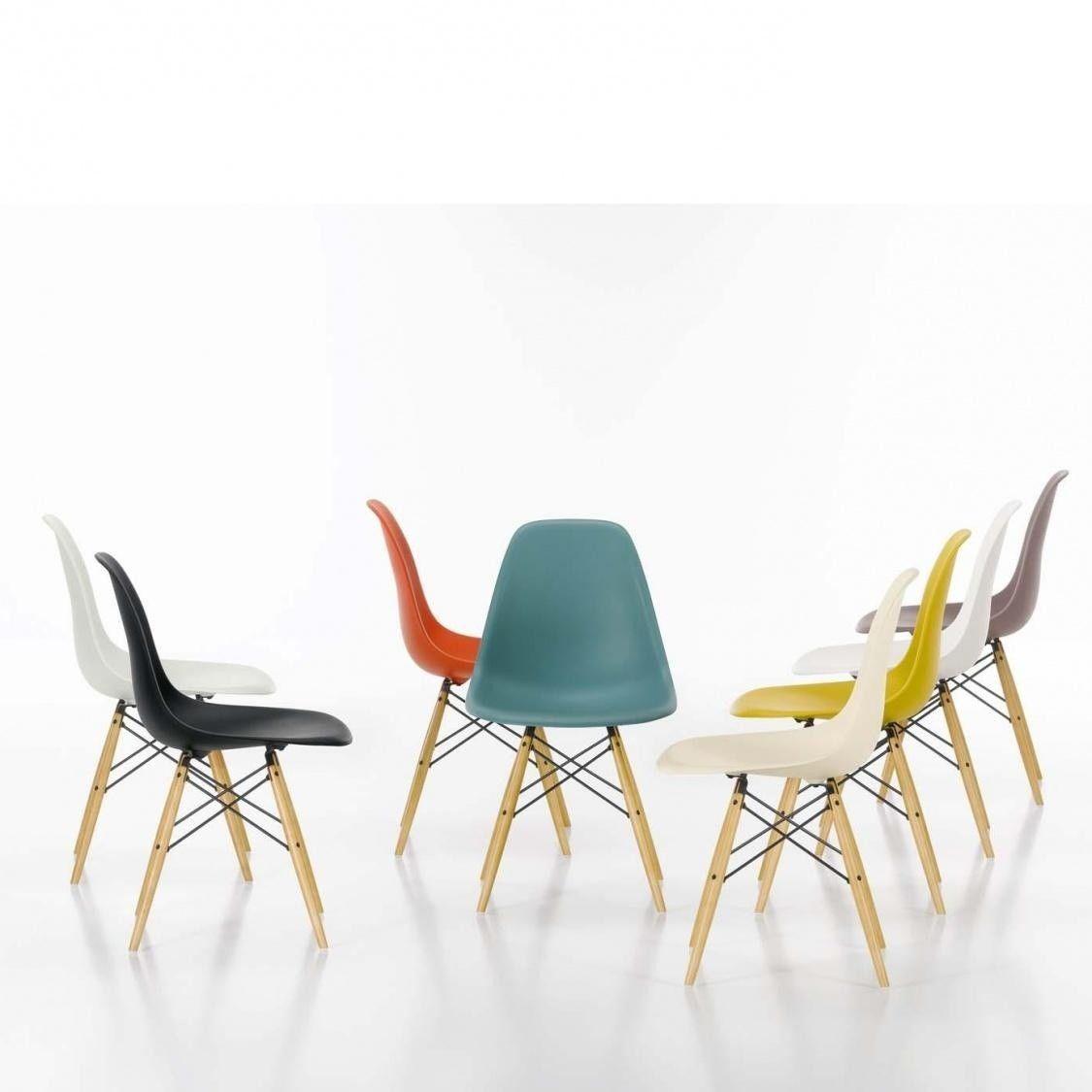 eames plastic side chair dsw stuhl h43cm vitra. Black Bedroom Furniture Sets. Home Design Ideas