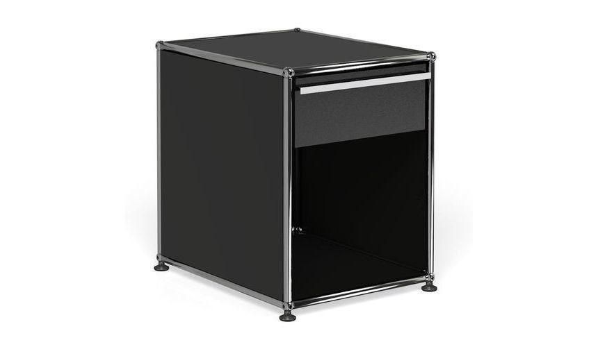usm bedside table with drawer usm haller ambientedirect com
